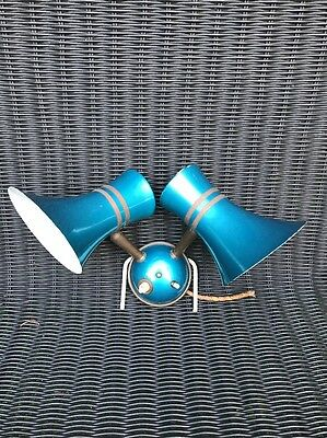 Daydream Double Bedlamp Vintage Blue