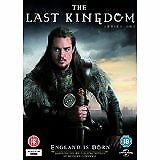 3 DVD Box * The Last Kingdom Season 1 *  NEU OVP