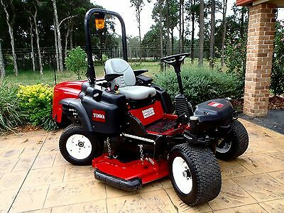 2014 TORO 360 Groundsmaster/Quad Steer/Commercial/Ride on/lawn/mower