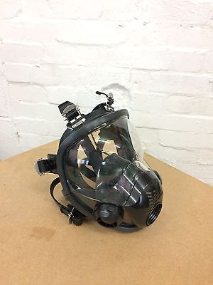 Arco GX01 Single Filter Full Face Mask Respirator - NEW - LARGE
