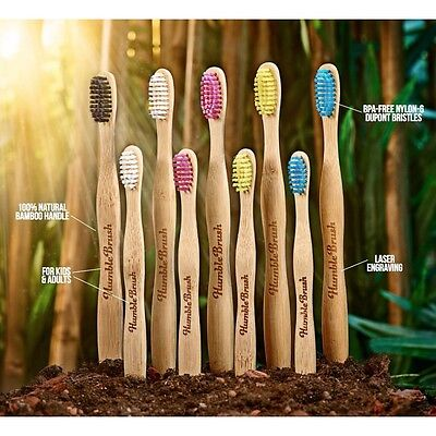 Humble Brush Eco Toothbrush Bamboo - Environmental & Ethical product