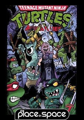 Tmnt Adventures Vol 07 - Softcover