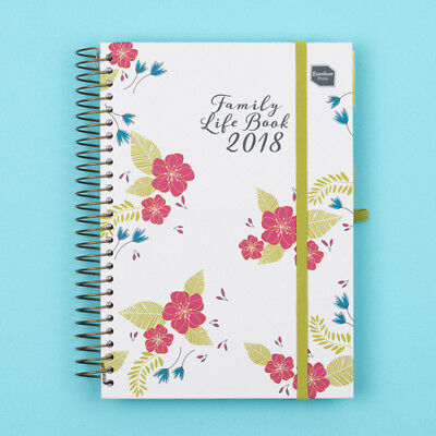 Boxclever Press  Formerly Organised Mum Family Life Book Diary 2018