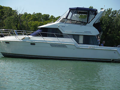 1996 37' Carver Voyager 370 Motor Yacht **Shipping Paid**