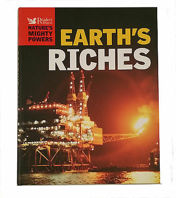 Reader's Digest Natures Mighty Powers Earths Riches (2008 Hardback)