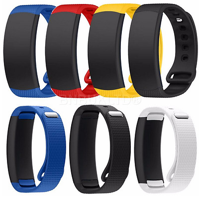 Silicone Fitness Replacement Band Wrist Strap For Samsung Galaxy Gear Fit 2