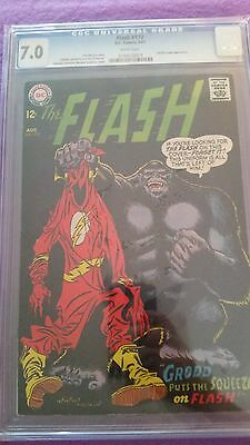 Flash #172 CGC 7.0 Gorilla Grood
