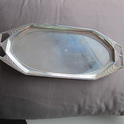 Antique WMF tray - silver plated 1903-1910 mark
