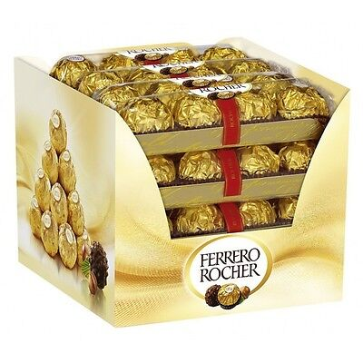 Special Offer - 64 Ferrero Rocher Pack - 16 X 4 Only £19.99!!