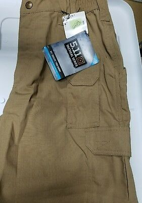 5.11 taclite  shorts # 73287 cargo w30 coyote brown