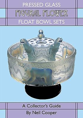 Pressed Glass Figural Flower Float Bowl Sets A Collector's Guide