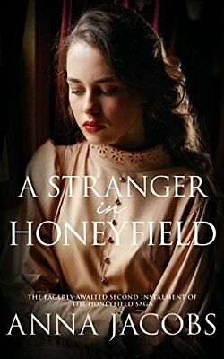 Stranger in Honeyfield A by Anna Jacobs New Paperback Book