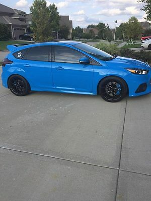 2016 Ford Focus RS 2016 ford focus rs