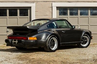 1979 Porsche 911  1979 Porsche 911 Turbo Black Metallic Sport seats, LSD, Trades Welcome