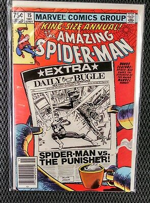 The Amazing Spider-Man Annual #15 (1981, Marvel)