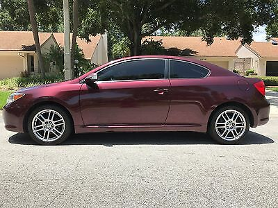 2006 Scion tC  2006 Scion tC - Black Cherry Pearl