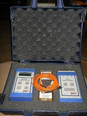 FIS Fiber Optic Power Meter OV-PM & Dual Light Source OV-LS