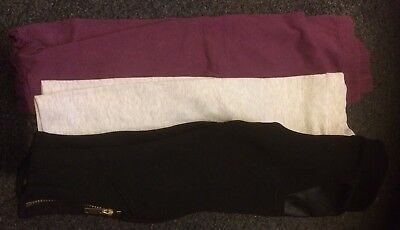 Mini River Island 3 Item Bundle Leggings 9-12 Months Next George