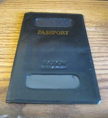 BOLON CPS COLLECTION PASSPORT HOLDER Leather