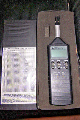 Weiss Instruments RHT-1 Temperature Humidity tester