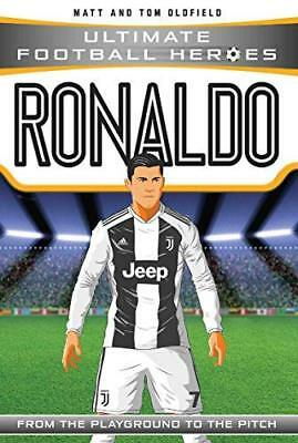 Ronaldo (Ultimate Football Heroes) - Collect by Matt Oldfield New Paperback Book