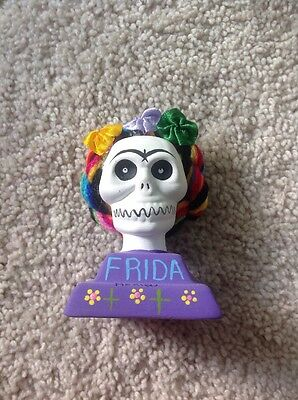Frida Kahlo - Day Of The Dead - Mexico
