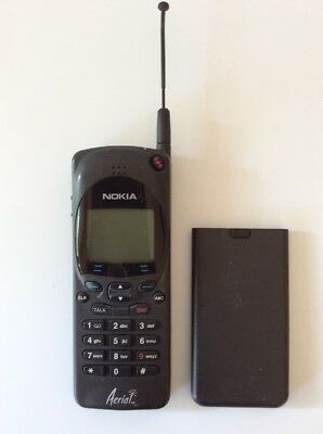 Untested Vintage Nokia 2190 E Cell Phone As-Is  Aerial