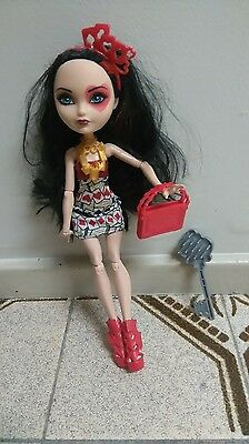 Ever After High Doll - Lizzie Heart