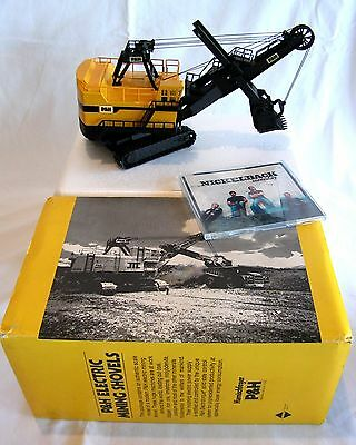 VINTAGE CONRAD P & H ELECTRIC MINING SHOVEL #2940 1:87 NMiB RARE WEST GERMANY