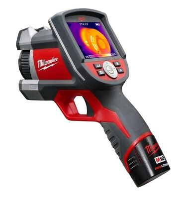 Milwaukee 2260-21 M12 12 Volt Cordless Thermal Imager Kit