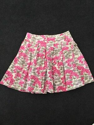 Fred Bare Girl's Skirt - Size 3 - Pink Floral