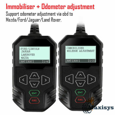 OBDPROG MT001 Key Programmer for MAZDA FORD OBD Odometer Adjustment Tool