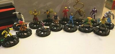 Age of Ultron Heroclix lot common uncommom rare avengers and villians