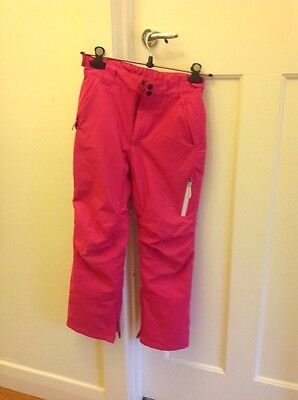 Girls Ski Snowboard Pants Crane Size 12 In Excellent Condition