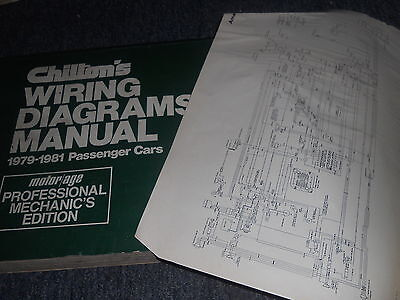 1980 1981 pontiac firebird bonneville grand am prix wiring diagrams set