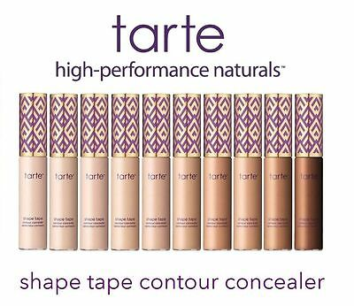 Tarte Shape Tape Contour Concealer 10Ml - 12 Shades Available