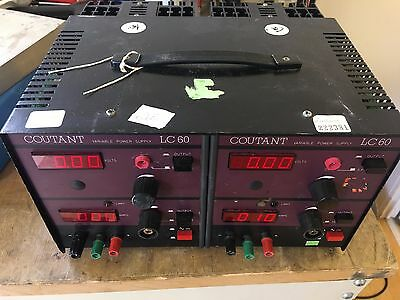 EX MOD Coutant Variable Power Supply LC60