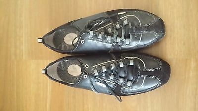 Womens Aetrex Orthotic shoes black size 7-7.5