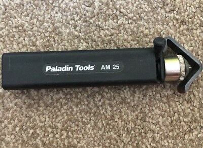 Paladin Tool AM 25 Cable Slitter