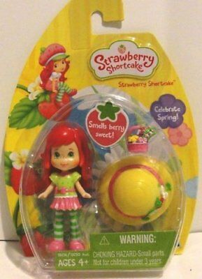 Strawberry Shortcake Doll - Celebrate Spring - Smells Berry Sweet