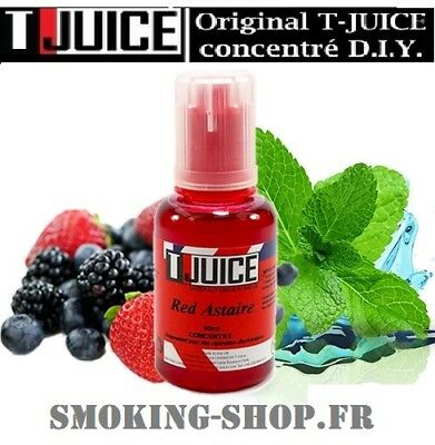 Red Astaire - T JUICE - Concentré - DIY - 30 ml