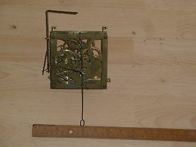 Movement from antique Black Forest cuckoo clock c1900