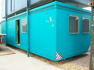 Portable Buildings Office Site Cabin canteen gatehouse steel store workshop