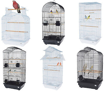 Pet Ting Bird Cages - All Bird Cages Finch Canary Budgie Cockatiel + Stands