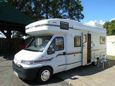 Brilliant Swift Kontiki 679 Fiat 3.0 Manual Motorhome Camper 6 Berth With Huge Garage U2022 U00a351999.00 ...