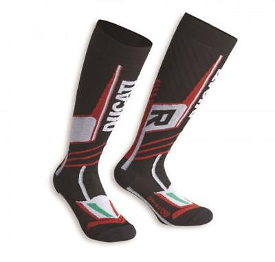 DUCATI PERFORMANCE V2 CHAUSSETTES NOIR Functions Chaussettes Neuf