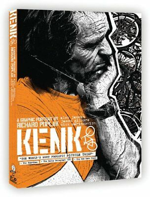 KENK: A Graphic Portrait by Poplak, Richard Paperback Book The Cheap Fast Free