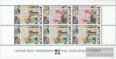 Netherlands Block27 (complete.issue.) unmounted mint / never hinged 1984 Child a