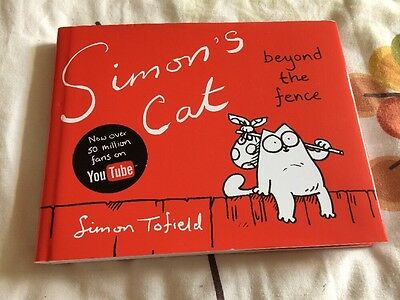 Simons Cat Book Beyond The Fence