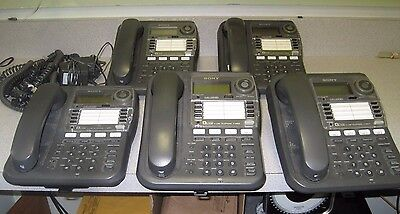 Sony - 4 Line Telephone IT-M804 - Includes 5